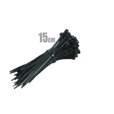FASCETTE IN PLASTICA 15X0.25CM VULTECH SN21502 (CONF. 100PZ)