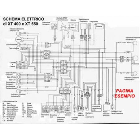 E1861 Manuale officina per Honda CBR 900 RRy Fireblade del 2000 PDF italiano