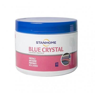 Stanhome BLUE CRYSTAL Cristalli antitarme profumati 10 sacchetti