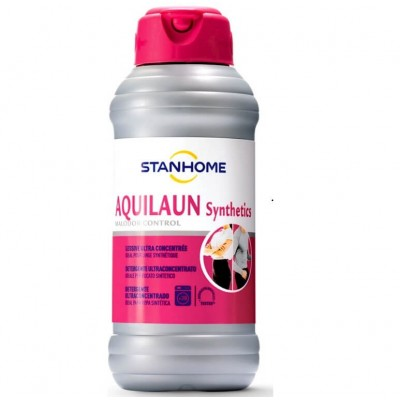 Stanhome AQUILAUN SYNTHETICS 750 ml Detergente ultraconcentrato per sintetici