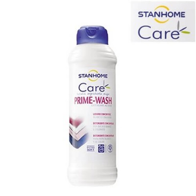 Stanhome PRIME-WASH CARE 1000 ml Detergente concentrato bucato bianco e colorato