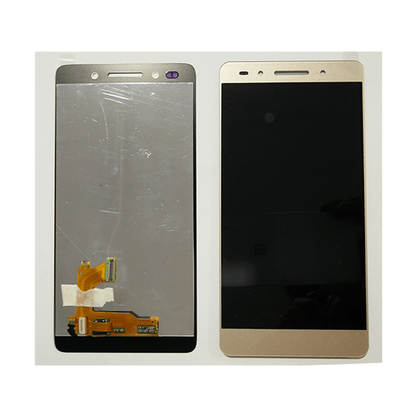 DISPLAY HUAWEI HONOR 7 GOLD SENZA FRAME HWI-0073