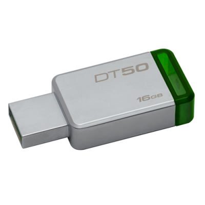 PENDRIVE USB 3.0 Flash 16GB KINGSTON DTMICRO 3.1 DT50/16GB