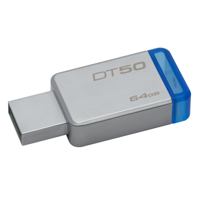 PENDRIVE USB 3.0 Flash 64GB KINGSTON DTMICRO 3.1 DT50/64GB
