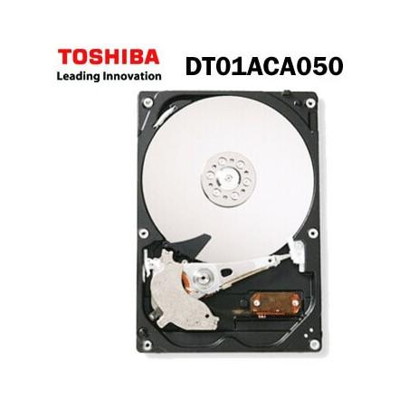 """HDD HARD DISK 3,5"""" 500GB 7200RPM 32MB SATA III TOSHIBA DT01ACA050"""