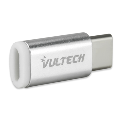 VULTECH ADATTATORE MICRO USB 2.0 A TYPE C ADP-01