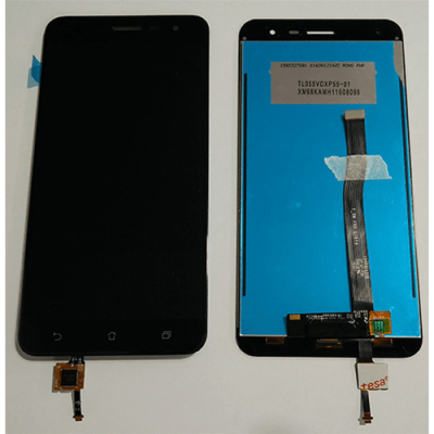 "DISPLAY E VETRO PER ASUS ZENFONE 3 BLACK ZE552KL 5.5"" ASUS-0017"
