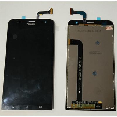 "DISPLAY E VETRO PER ASUS ZENFONE 2 LASER BLACK ZE551KL 5.5"""