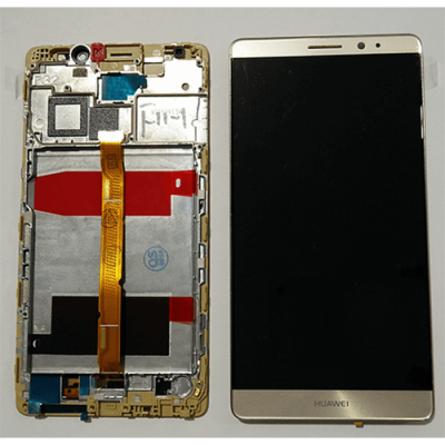 DISPLAY HUAWEI MATE 8 GOLD CON FRAME