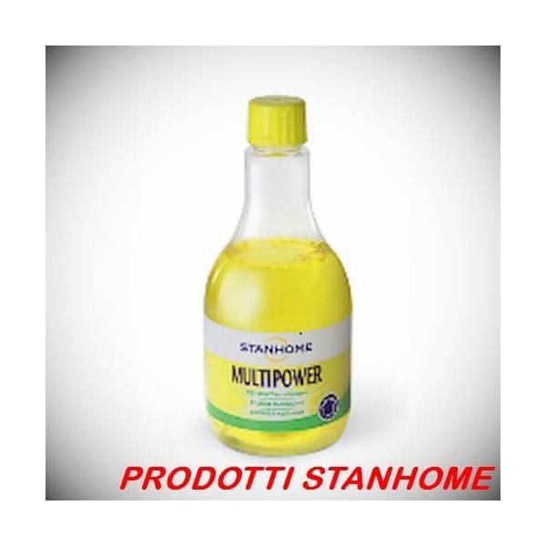 Stanhome MULTIPOWER 500 ml Pulitore multifunzione - Flaccone ricarica