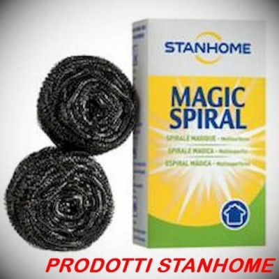 Stanhome MAGIC SPIRAL 2 pezzi Spirale magica multisuperfici
