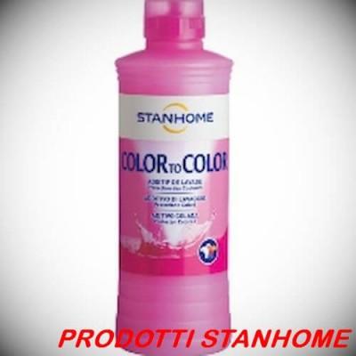 Stanhome COLOR TO COLOR 1000 ml Additivo di lavaggio protezione colori