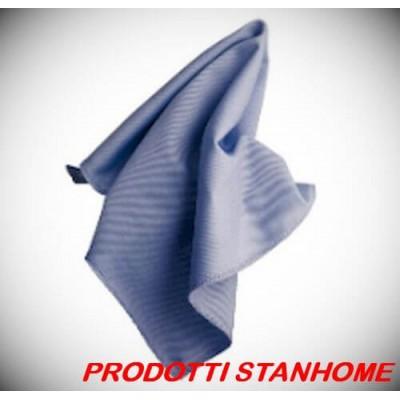 Stanhome EXTRA-SHINE 1 pezzo Panno anti-aloni vetri e superfici vetrate 40x40 cm