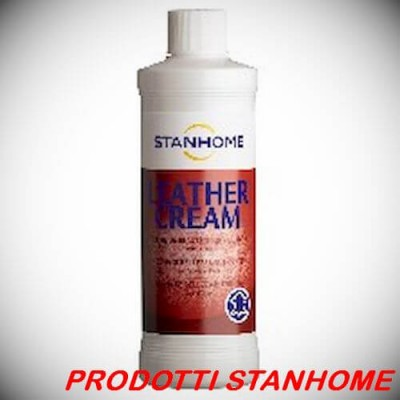 Stanhome LEATHER CREAM 250 ml Crema di bellezza nutriente per articoli in pelle