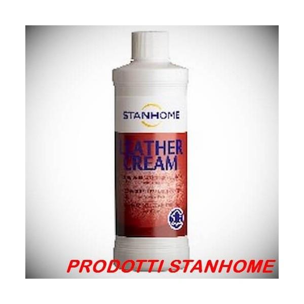Stanhome LEATHER CREAM 250 ml Crema di bellezza nutriente per articoli in pelle