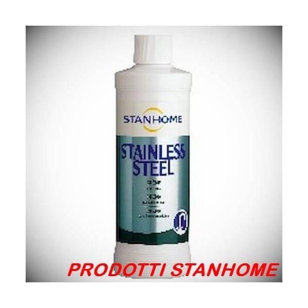 Stanhome STAINLESS STEEL 250 ml Crema per acciaio inox