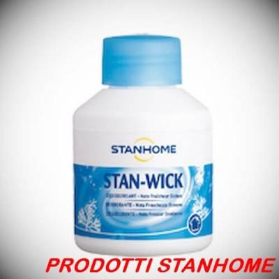 Stanhome STAN-WICK FRESCHEZZA OCEANO 250 ml Deodorante per ambienti con stoppino