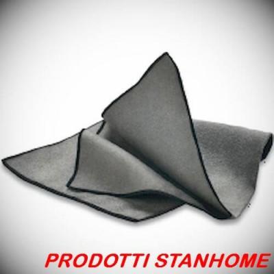 Stanhome VELVET 1 pezzo Panno Microfibra Multiapplicazione e Lucidante 40x40 cm