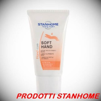 Stanhome SOFT HAND 50 ml Crema nutriente mani - Nutrimento