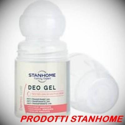 Stanhome DEO GEL  60 ml Anti-traspirante 24 h - Freschezza immediata
