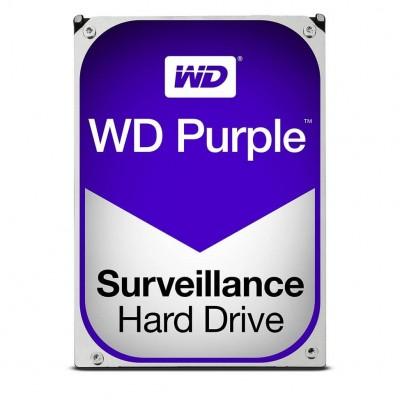 """HDD HARD DISK 3,5"""" 1TB 1000GB WESTERN DIGITAL PURPLE WD WD10PURZ"""