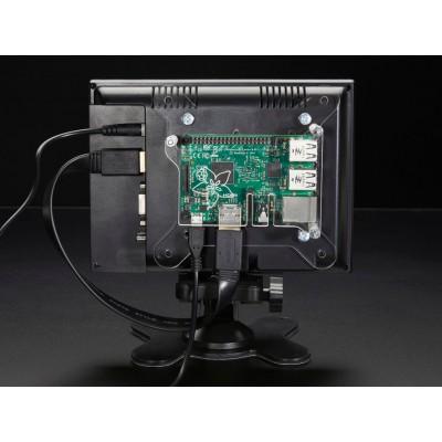 Adafruit VESA attacco Mount Plus dietro TV / monitor per Raspberry Pi