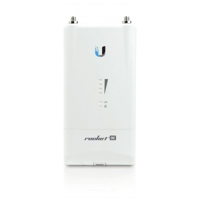 Ubiquiti Rocket R5AC-Lite - CPE access point outdoor POE 5GHz  AirOS 8