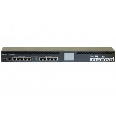 Mikrotik RouterBOARD RB2011UiAS-RM