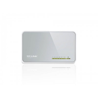 SWITCH TP-Link TL-SF1008D 8x10/100