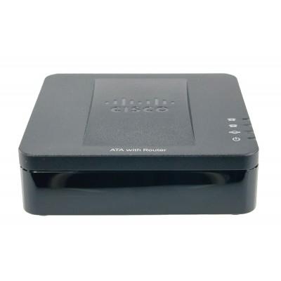 Cisco SPA122 VoIP Gateway con Router