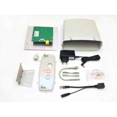 WISP KIT MIKROTIK E01(Panello+RB911-5Hn+alimentatore+PoE) E01
