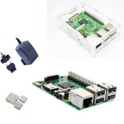 Raspberry Pi 3 Official  Desktop Starter Kit (E21)