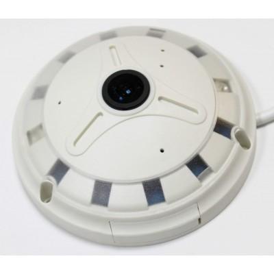 Telecamera IP FishEye - N360-UFO