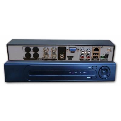 Videoregistratore digitale ibrido - DVR 8004 NEXT