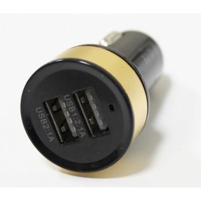 Convertitore spinotto accendisigari/USB - Spinotto per accendisigari 12v a 5,5v usb