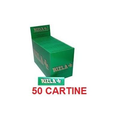 100 confezioni di Cartine Rizla verde corte per sigarette