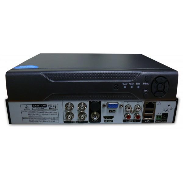 Videoregistratore DVR - START