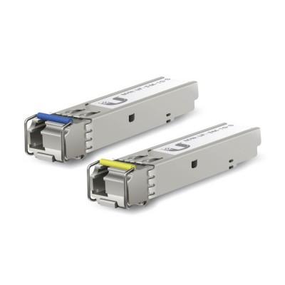 Ubiquiti SFP 1,25G SM LC 3km WDM 1310/1550 - 2 pack  UF-SM-1G-S
