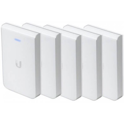 Ubiquiti UniFi UAP-AC In-wall UAP-AC-IW x 5 pack UAP-AC-IW-5