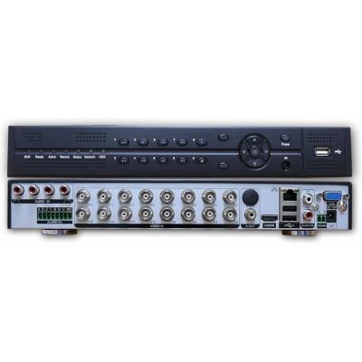 Videoregistratore digitale ibrido - 8116H-E