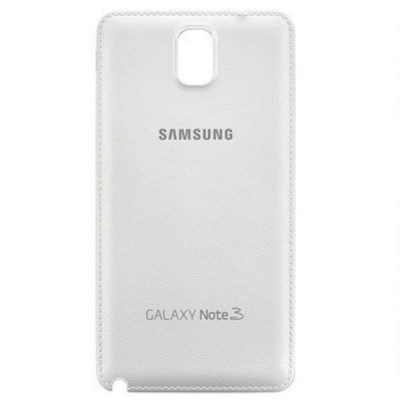 BACK COVER SAMSUNG NOTE 3 N9005 WHITE