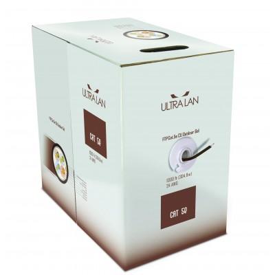ULTRALAN FTP CABLE CAT 5E CU PE GEL 305M (OUTDOOR) ULAN-FTP-C5E-CU-PEG
