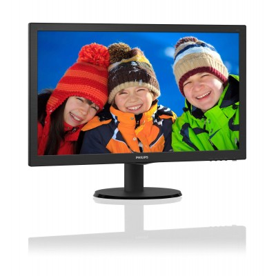 "MONITOR LED PHILIPS 21,5"" 223V5LHSB2/00"