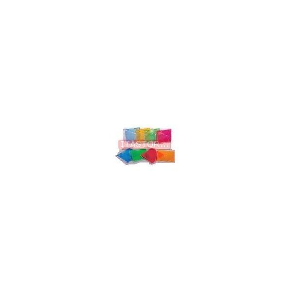 100 custodie cd slim colorate singole rigide