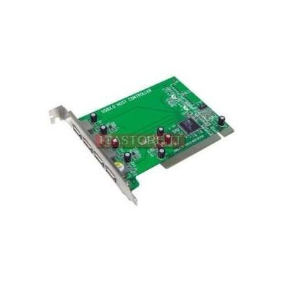 Adattatore USB host PCI 2.0 con 5 porte USB aggiuntive