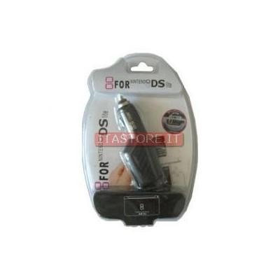 Alimentatore caricabatterie da auto accendisigari per Nintendo Dsl DS Lite