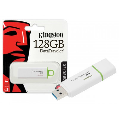 PENDRIVE FLASH USB 3.0 128GB KINGSTON DTIG4/128GB