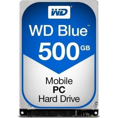 """HDD HARD DISK 2,5""""500GB WESTERN DIGITAL BLUE WD WD5000LPCX"""