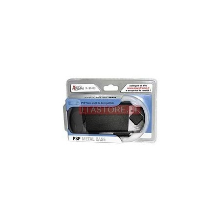 COVER IN METALLO PER PSP 2000