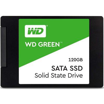 """SSD 2,5"""" 120GB WESTERN DIGITAL GREEN 3D WDS120G2G0A"""